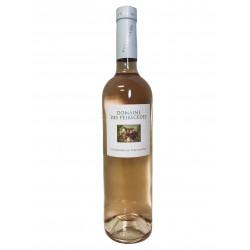 Le Fil d'Ariane BIO-Côtes de Provence Domaine Peirecedes-Rosé 75cl - pack de 6