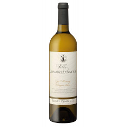 Villa Chambre d'Amour vin blanc moelleux Lionel Osmin blanc 1.5l - Pack de 6