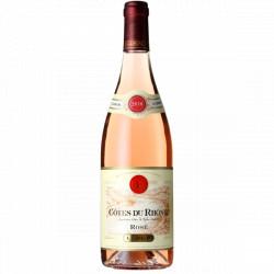 E. Guigal Côtes-du-Rhône rose 0.75l - pack de 12