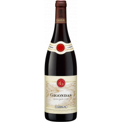 E. Guigal Gigondas rouge 2015 0.75l - Pack de 12