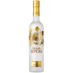 """Vodka """"Belaya Berezka"""" Gold, 0.5 L - Pack de 12"""