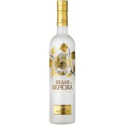 """Vodka """"Belaya Berezka"""" Gold, 0.7 L - Pack de 6"""