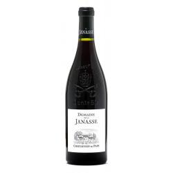 Domaine de la Janasse Châteauneuf du Pape-Rouge 1.5l - Pack de 4