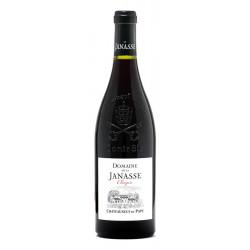 Domaine de la Janasse Châteauneuf du Pape Chaupin-Rouge 2017 75cl - Pack de 12