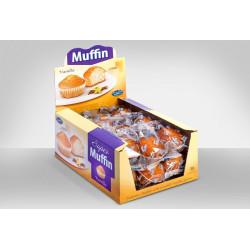 Gâteau au Vanille - Super Muffin  50gr - Pack de 1