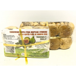 FIGUES SECHES DE GRECE  250G - PACK DE 12