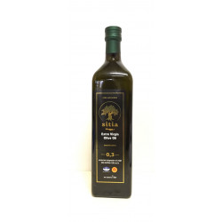 Huile d'Olive Extra Vierge 1L - Packe de 12