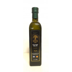 Huile d'Olive Extra Vierge 500ML - Packe de 12