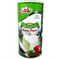Fromage TUBA 55% 800 gr - Pack de 6