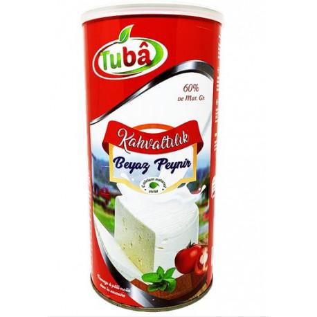 Fromage TUBA 60% 800 gr - Pack de 6
