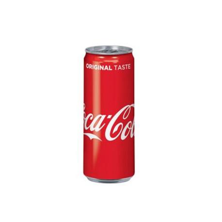 Coca - Cola 0.33l Canette - Pack de 24