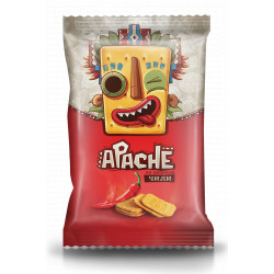 Apache - Cracker à la Chili  - 35g - Pack de 160